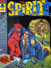 Will Eisner: Portada The Spirit.