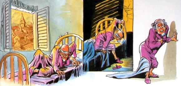 Will Eisner (1917-2005) - El último voto.