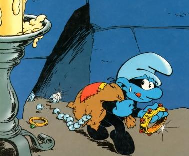 Los Pitufos. Peyo (Pierre Culliford, 1928-1992). Ilustrador belga.